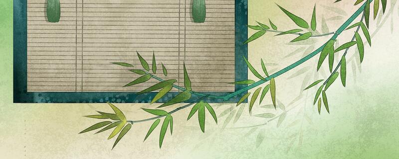 竹里馆主要描绘了一幅怎样的画面