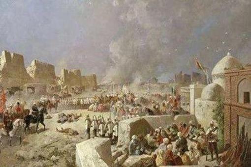 波斯帝国皇帝阿迦汗是怎么死的?揭秘阿迦汗的死因