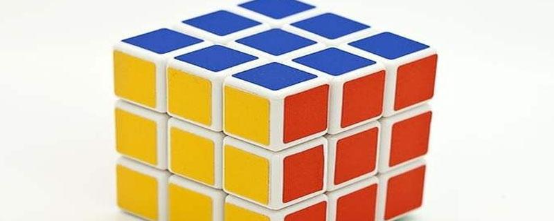 3x3魔方口诀七步公式