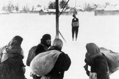 苏联女英雄卓娅是怎么死的?揭秘卓娅遇害详细过程