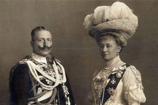 德皇威廉二世是怎么死的?结局是怎样的?