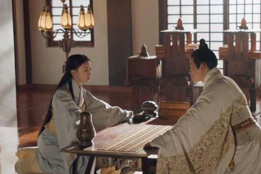 皓镧传李皓镧为什么和嬴异人在一起 为什么离开吕不韦