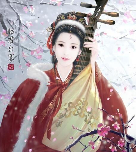 昭君出塞时是哪个皇帝