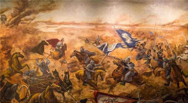 三国官渡之战谁赢了,官渡之战胜利的原因