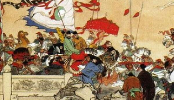 唐高祖是谁,唐高祖是哪个皇帝的庙号(李渊)