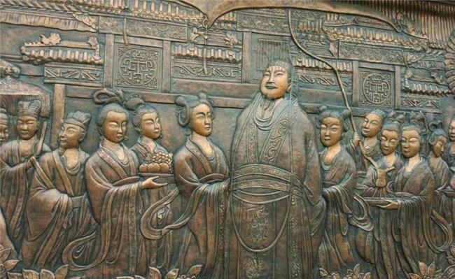 中国最伟大的三个皇帝是谁,千古第一帝秦始皇