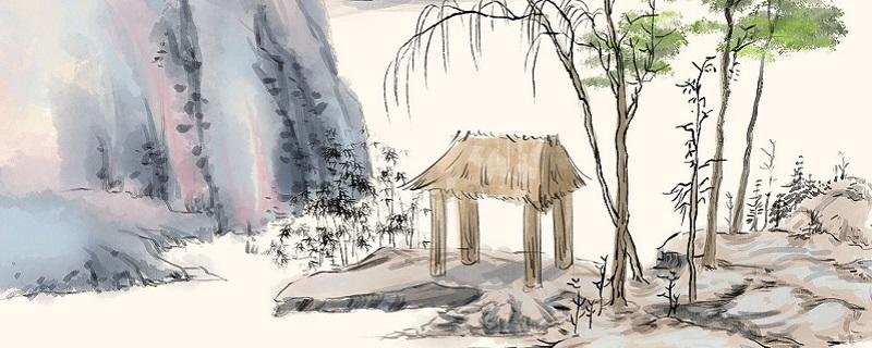 清平乐村居描写了什么景象