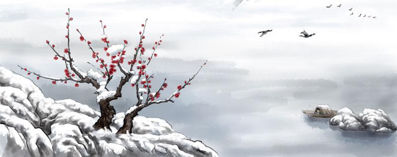 梅花王安石拼音版