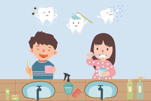 宝宝什么时候用牙刷