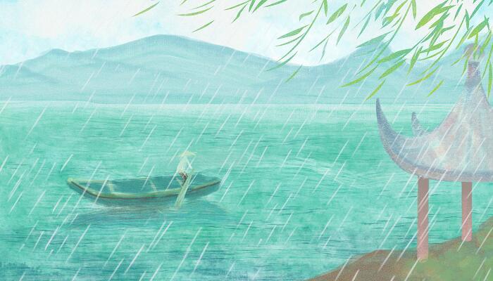 春夜喜雨是谁写的