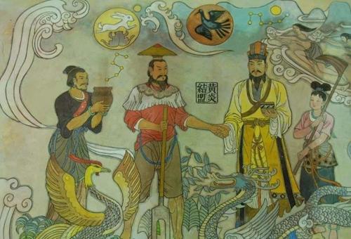 三皇是中华民族的始祖,为什么大家只重纪念轩辕皇帝而轻其他两位皇帝?