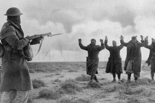 第二次世界大战中的几个趣闻