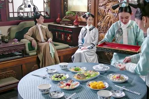 皇帝吃饭为什么每道菜只能吃三口?