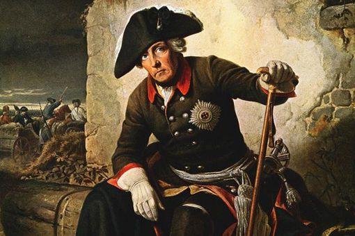 拿破仑偶像腓特烈 拿破仑偶像为何是腓特烈大帝